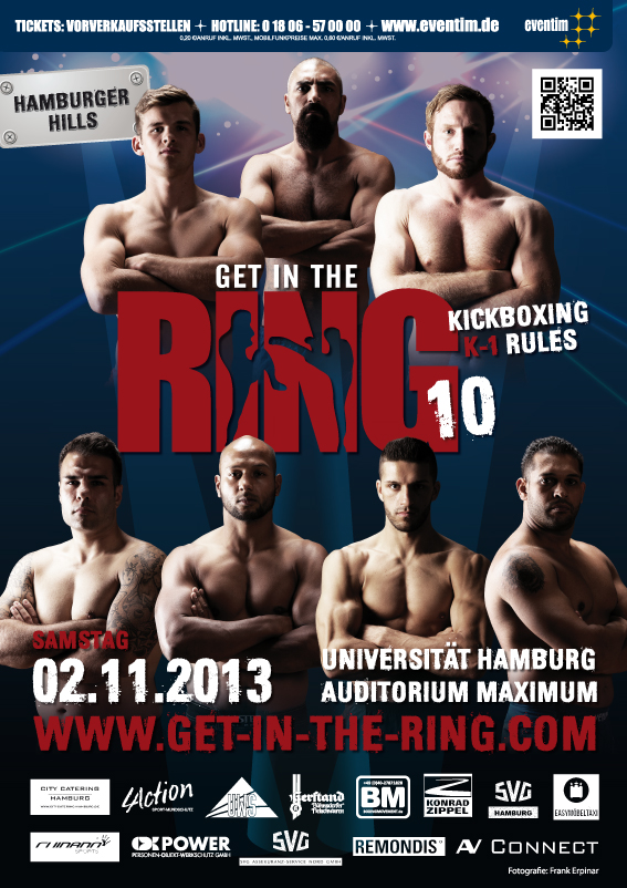 Get in the Ring 2013