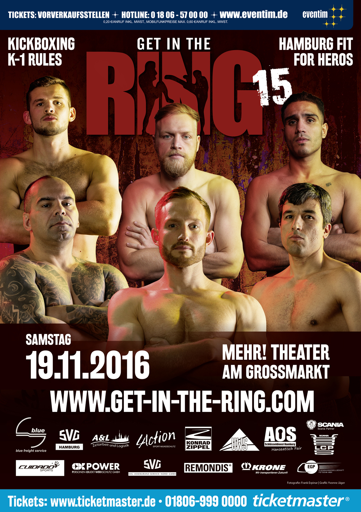Get in the Ring 2016